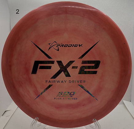 FX-2 500