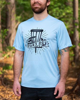 Par3 Disc Golf Performance T-Shirt
