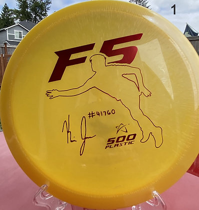 F5 Signature Series 500