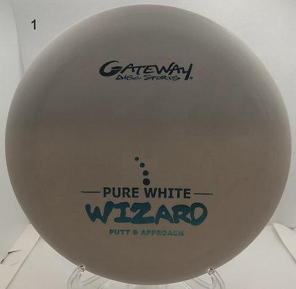 Wizard Pure White