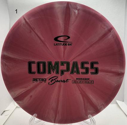 Compass Retro Burst