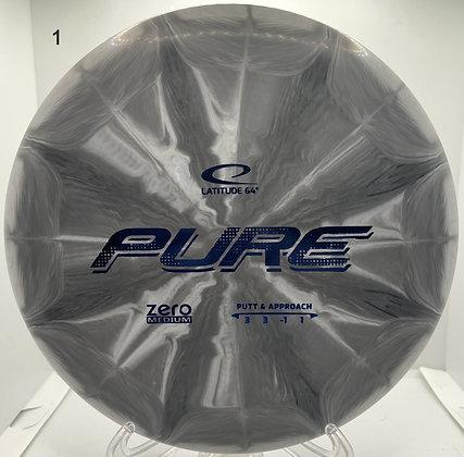 Pure Zero Medium