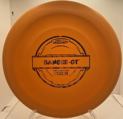 Banger GT Putter Line