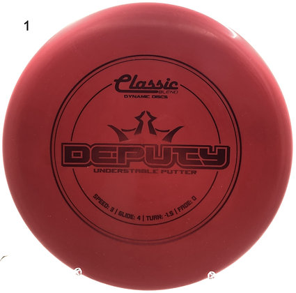 Deputy Classic Blend