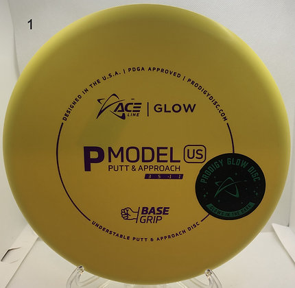 P Model US Base Grip Glow