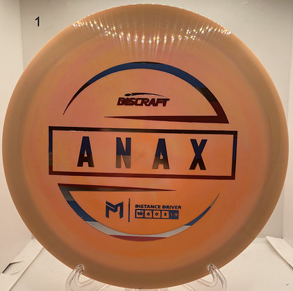 Anax ESP Paul McBeth Sig.