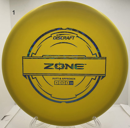 Zone Putter Line