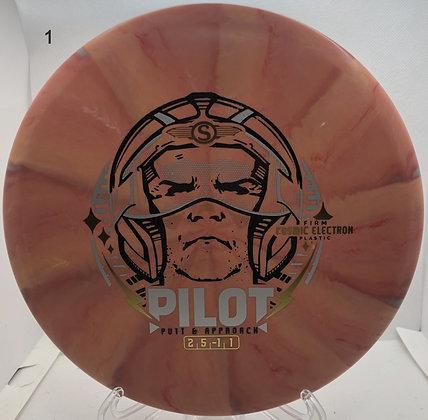 Pilot Firm Cosmic Electron