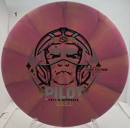 Pilot Soft Cosmic Electron