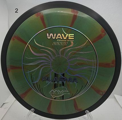Wave Plasma