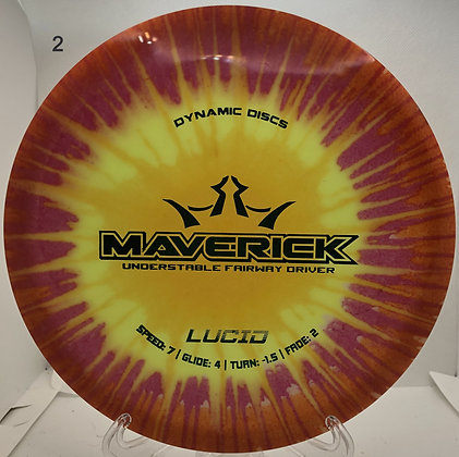 Maverick Lucid MyDye