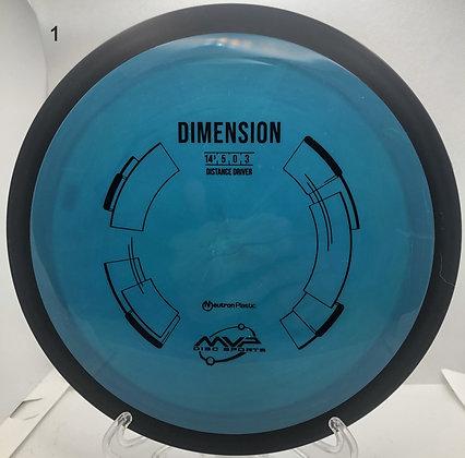 Dimension Neutron