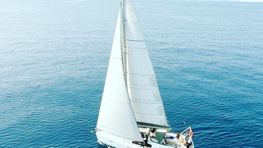 OCEANIS 40 ( Tamatea )