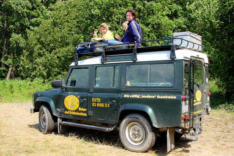 Unser Tipp: Insel Safari