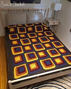 Dekoplus Squares Blanket