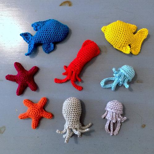 Sea Life Baby Mobile Bundle