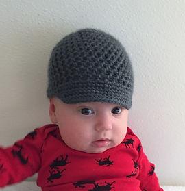 Baby Newsboy Cap