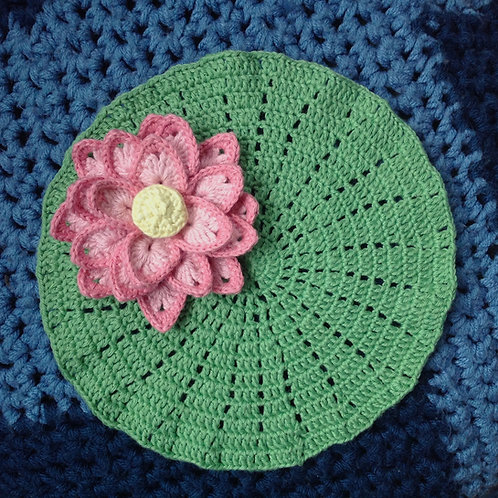 Lotus Flower and Leaf Bundle