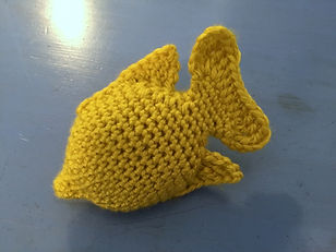 Sea Life Yellow Tang