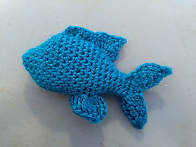 Sea Life Blue Chromis