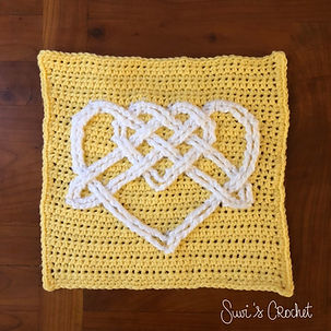 Celtic Heart Square