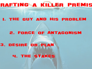 CRAFTING A KILLER PREMISE