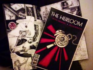 COMIC BOOK: THE ORIGIN STORY