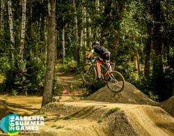 Mountain Biking, Alberta Summer Game