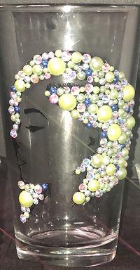 Original Diva Bling Pint Glass