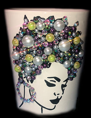 Original Diva Bling Coffee Mugs
