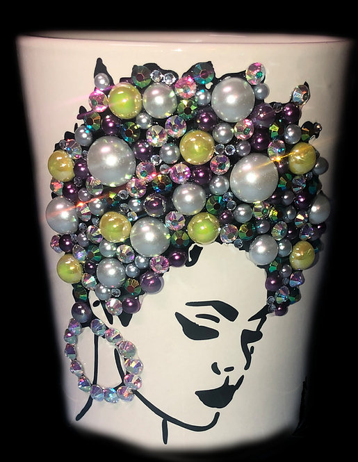 Diva Bling Coffee Mugs