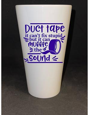 Duct Tape Mug