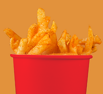 BBQ Fries