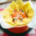 Salsa Nachos