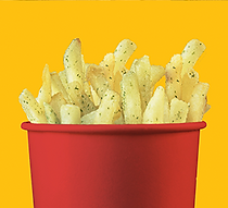 Sour Cream Fries