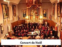 Concert de noël Orsinval