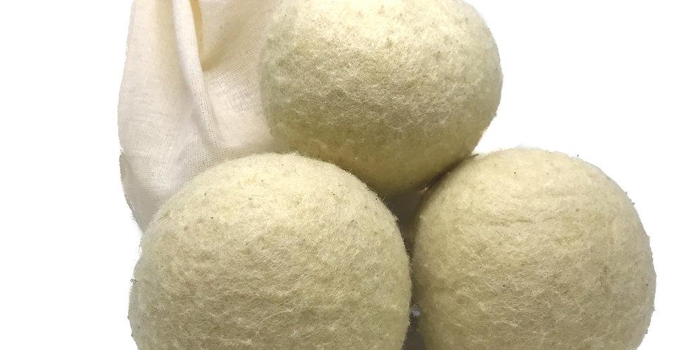 Wool Dryer Balls (3 Pack)