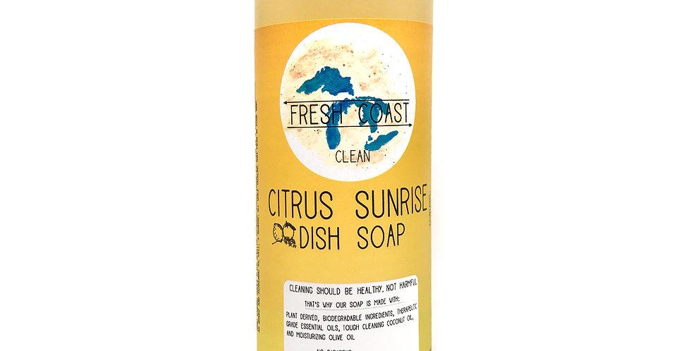 Citrus Sunrise Dish Soap