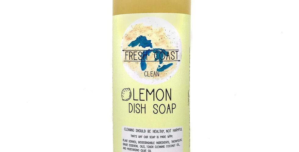 Lemon Dish Soap
