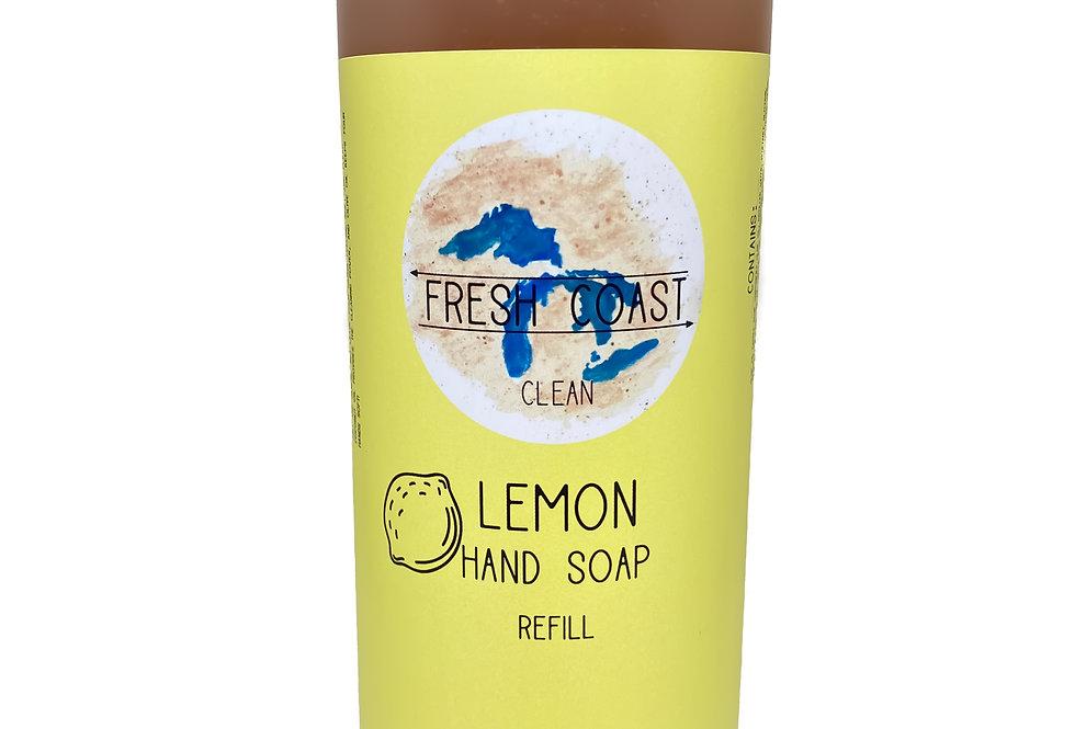 Lemon Hand Soap Refill