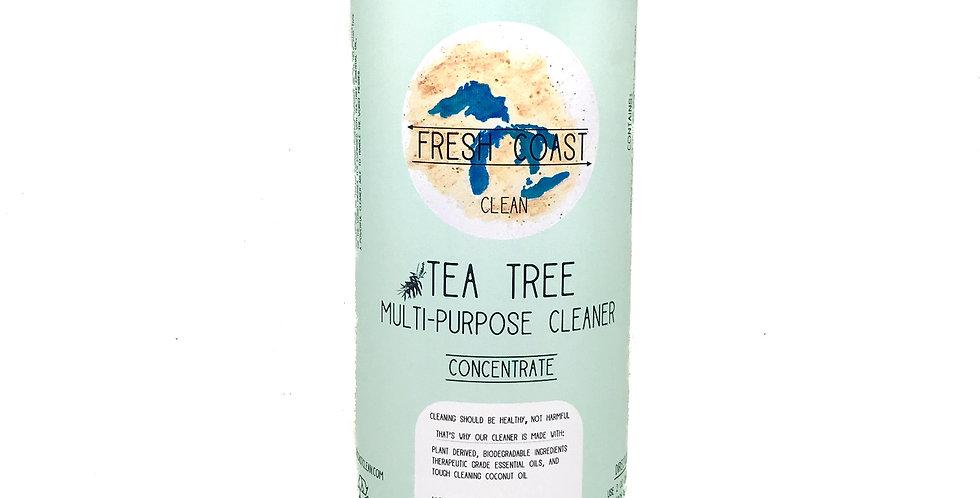 Tea Tree Multi-Purpose Cleaner Concentrate