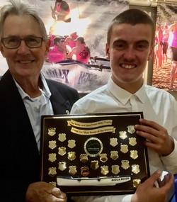 Avoca Beach Junior Rower of the Year 201