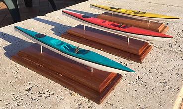Mirage Kayak models.jpg