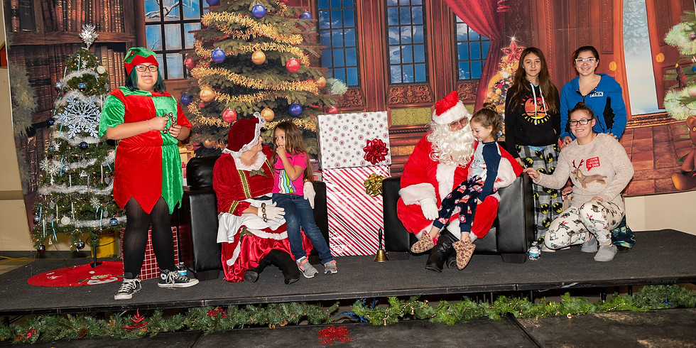 22nd Annual Commerce City Winterfest- Pajamas, Pancakes and Santa!