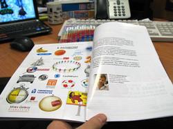 Журнал Publish (разворот обо мне :-)
