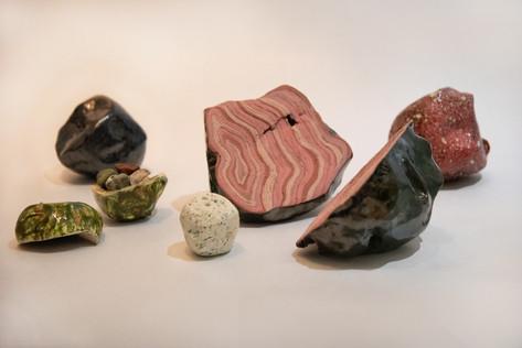 Ceramic Rocks Mitote