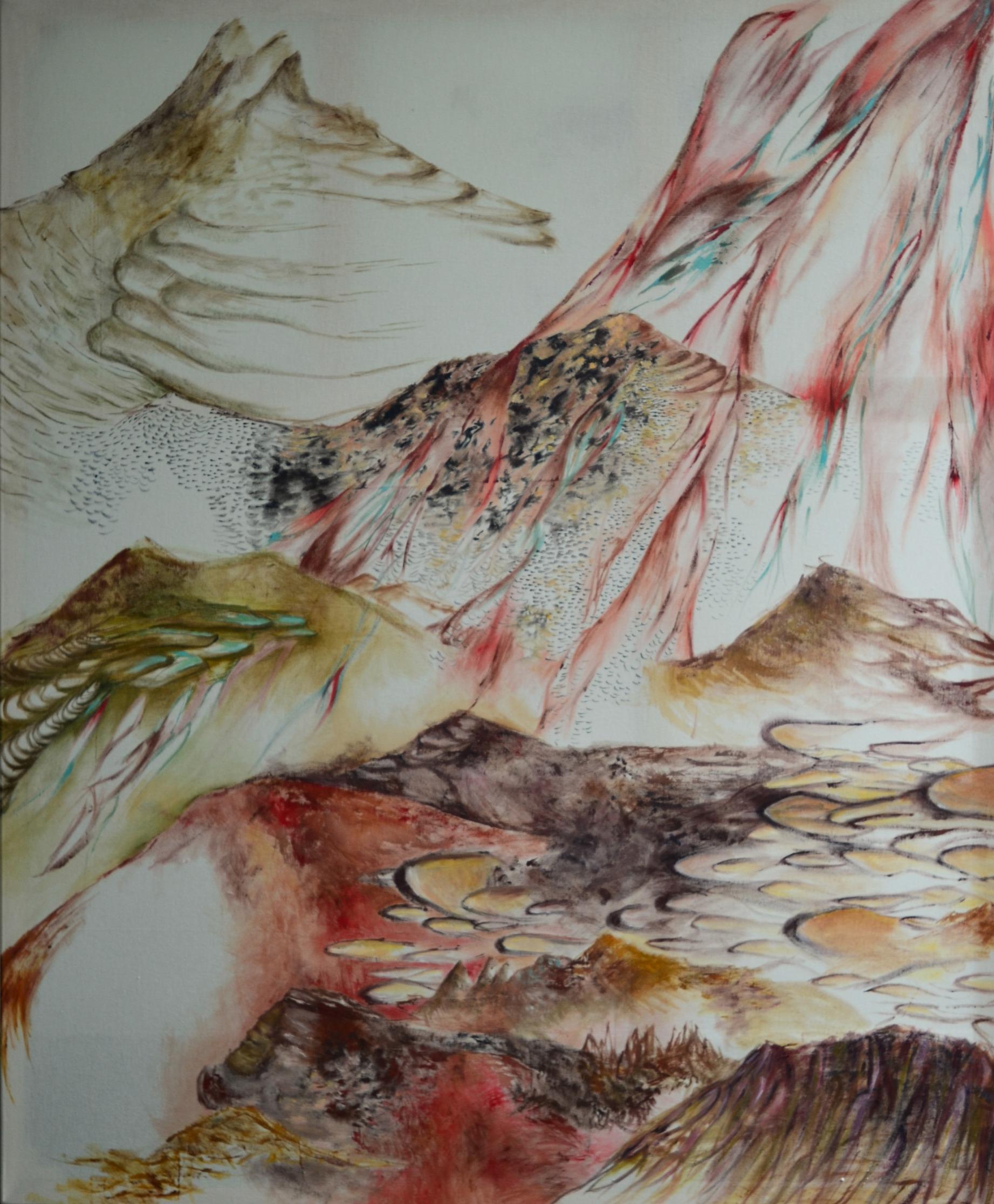 """""""Montañas Sangrantes"""" 2016"""