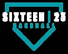Sixteen23_Baseball_Diamond_Logo_WhiteTex