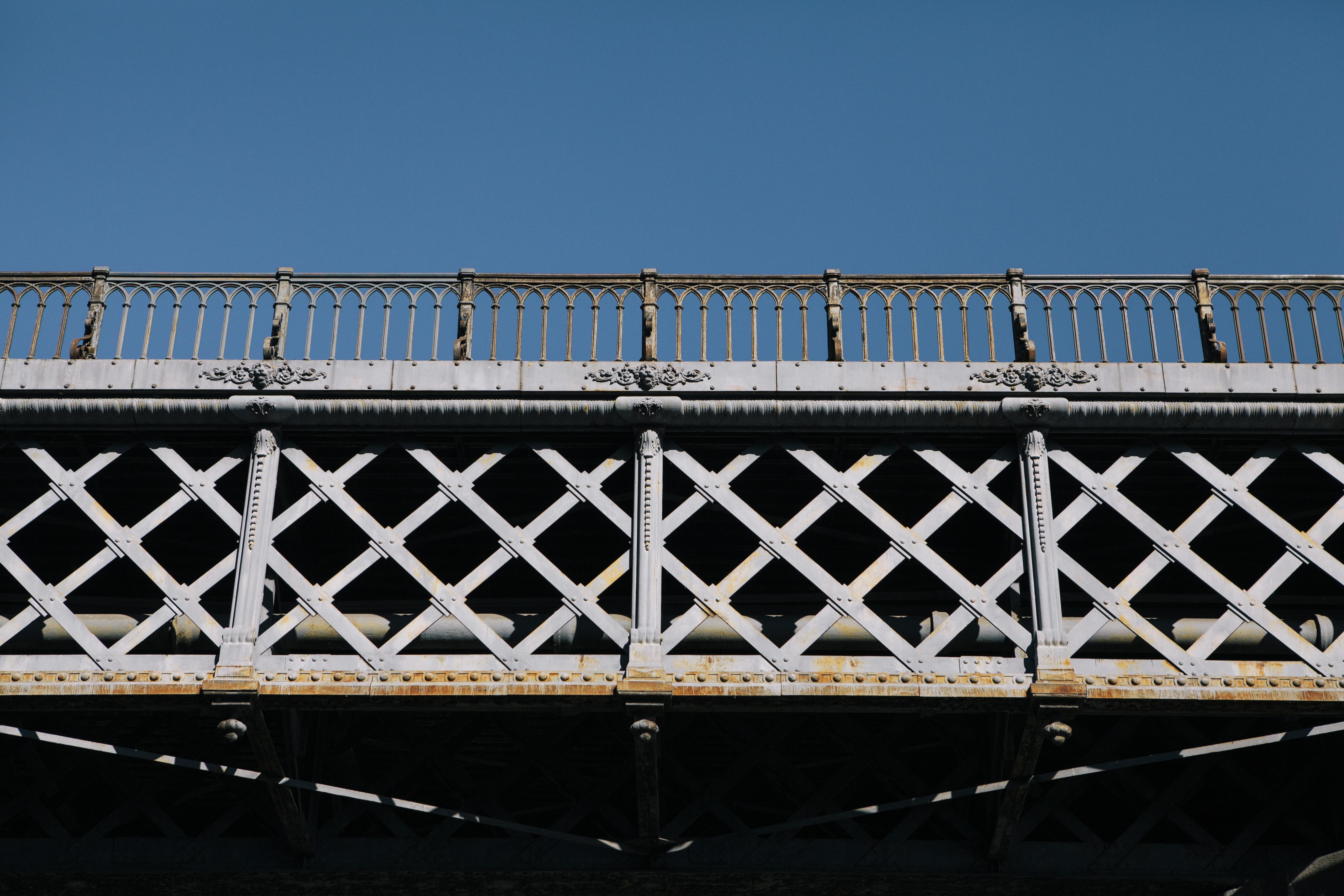 Ponte di ferro a Roma
