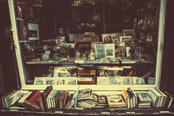 Libreria in Soho